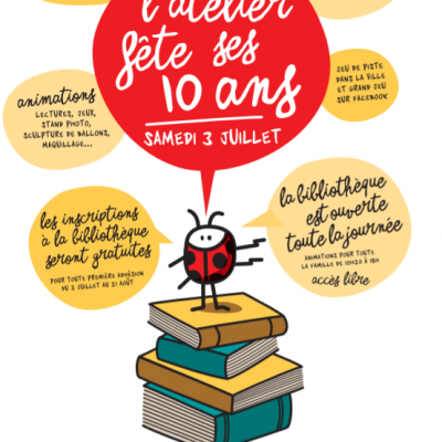 Atelier 10ans anet 1